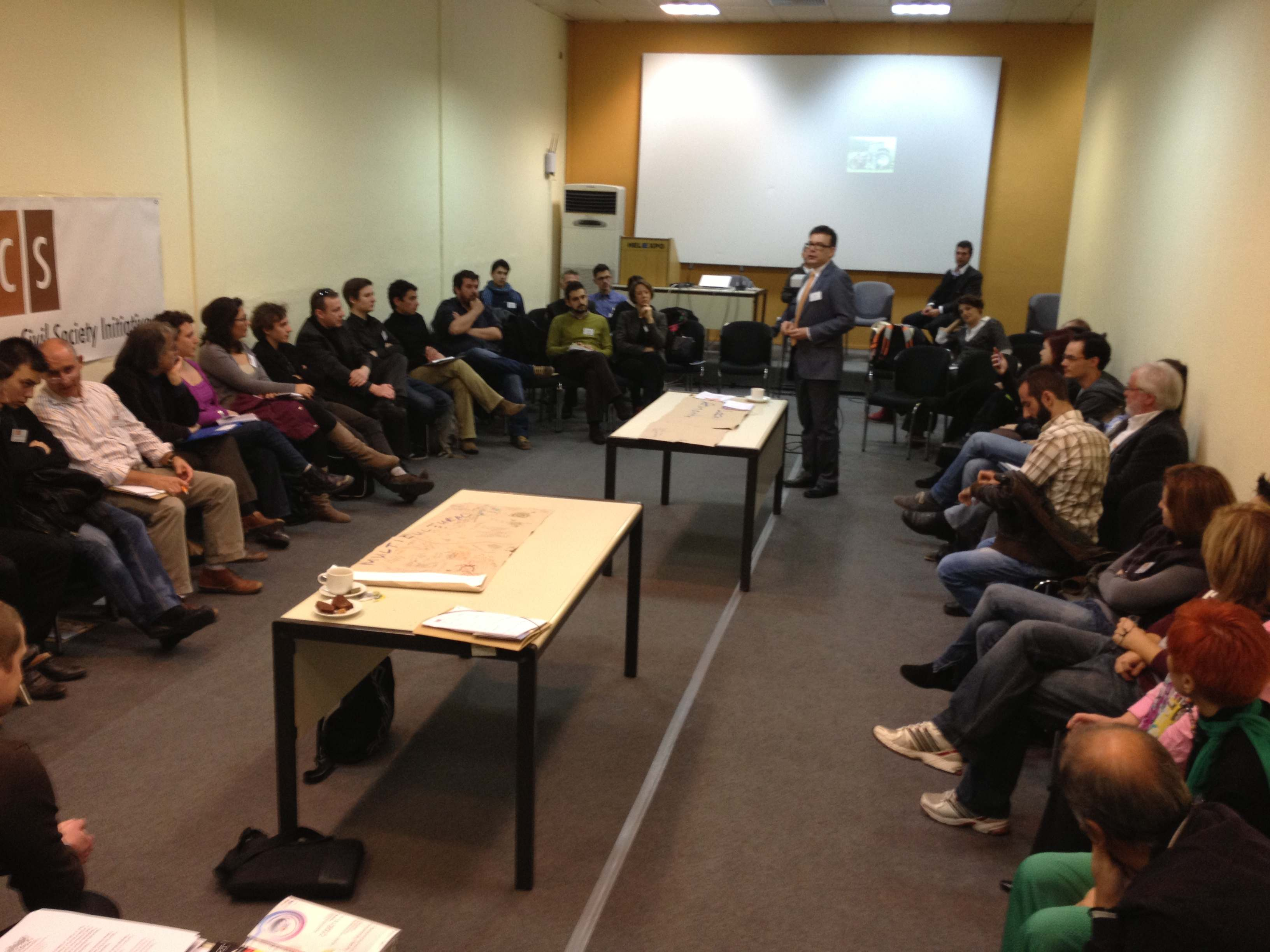 Greek-German Civil Society Initiative / GGCS